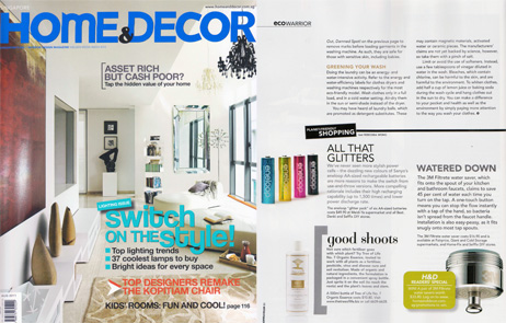 Home & Decor, August 2011, Page 80